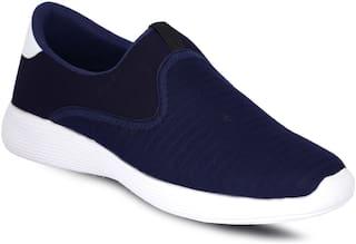WOYAK Men Navy Blue Casual Shoes - EVA SOLE LIGHTWEIGHT BASIC SHOES 1.0.0