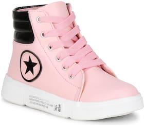 YALA Women Pink Casual Shoes