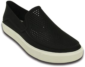 YALA Men Black Casual Shoes