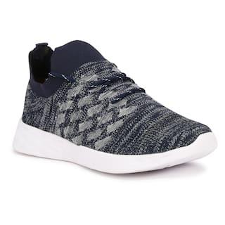 YALA Running Shoes For Men ( Navy Blue )