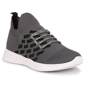 YALA Men Running Shoes ( Grey )