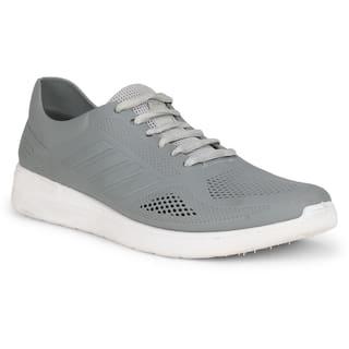 YALA Walking Shoes For Men ( Grey )