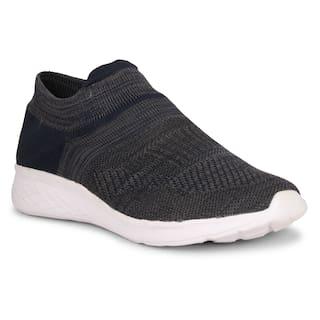 YALA Walking Shoes For Men ( Navy Blue )