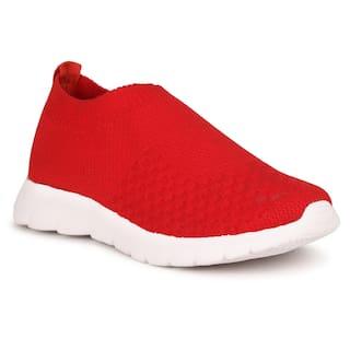 YALA Men Walking Shoes ( Red )