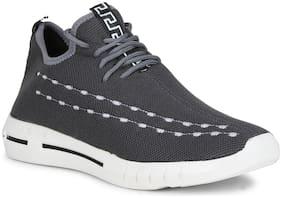 YALA Men Hovis-Grey Running Shoes ( Grey )