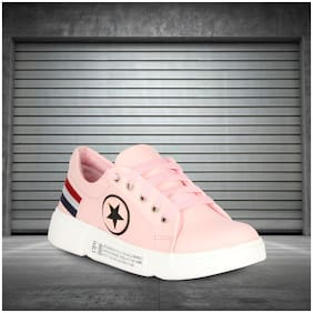 YALA Women Pink Casual Shoes