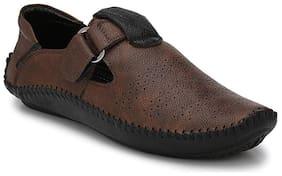 YALA ROMAN BROWN Men's Sandal