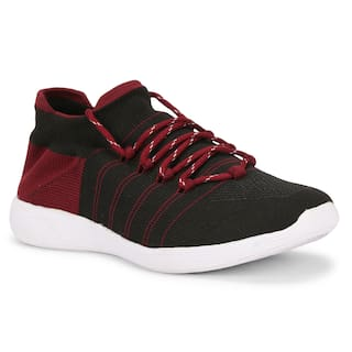 YALA Running Shoes For Men ( Black )