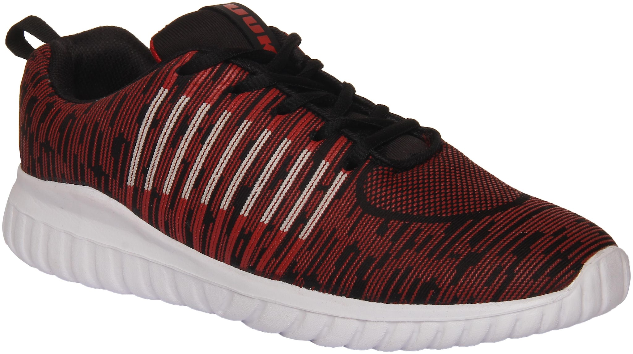 YUUKI Men Finley Running Shoes   Red   by Gurkirpa Lifestyle Company