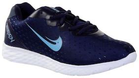 Zappy Men M041-ZL-ST2-1151-N.BluSky Running Shoes ( Blue )