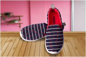 Zappy Women Pink Casual Shoes
