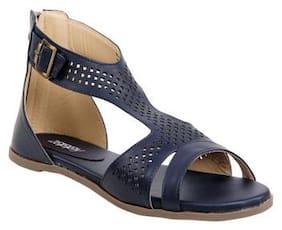 CATBIRD Women New Design Blue Flats