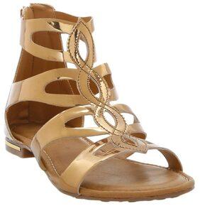 Catbird Women Copper Sandals