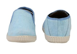 Blue Zebx Blue Zebx Sneakers Denim