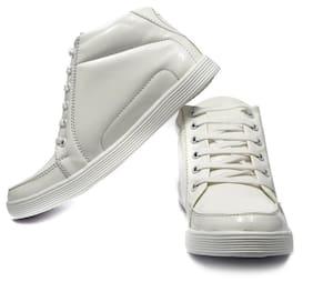 Ziesha Men White Sneakers -