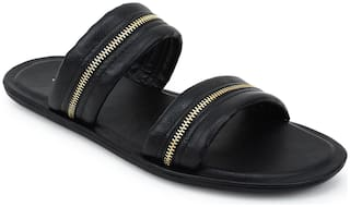 Scentra Men Black Slider