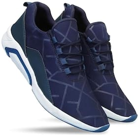 Zonac Exclusive Casual Shoes For Men - Navy Blue
