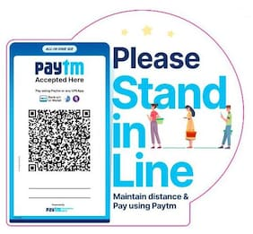 Please Stand in Line Stickers (Set of 1)