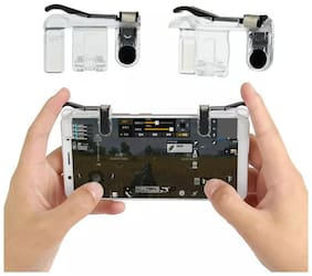 GLOWTRONIX Wireless Motion Controller For Android ( Transparent )