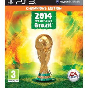 2014 FIFA World Cup Brazil WC 2014 (For PlayStation 3)