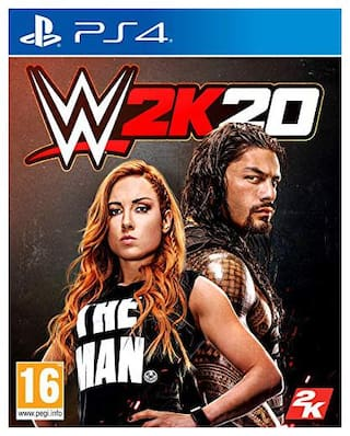2K Games WWE 2K20 (PS4)