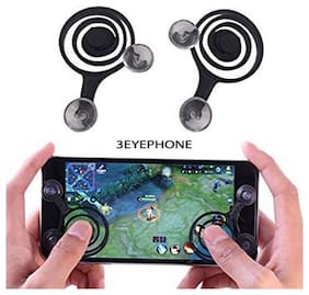 3eyephone Wireless Joysticks Android - Black