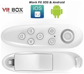 5PLUS Wireless Joysticks For Android ( White )