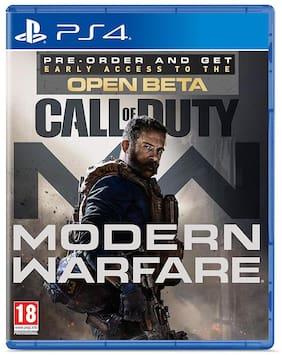 ACTIVISION GACODMW01 Call of Duty: Modern Warfare (PS4)