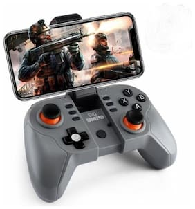 Amkette Evo Gamepad Go for Android Smartphones Bluetooth (Grey)