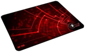 Ant Esports MP200  High Performance Mousepad with water Proof - Black Red - Medium Size