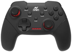 Ant Esports Wireless Gamepad For Windows & PS3 ( Black )