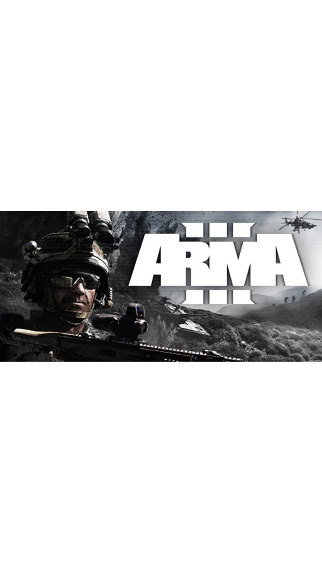 Arma 3 Steam Cd Key Global For PC