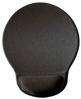 Asha Mouse Pad (Black)