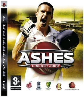 Ashes - Cricket 2009 For PS3