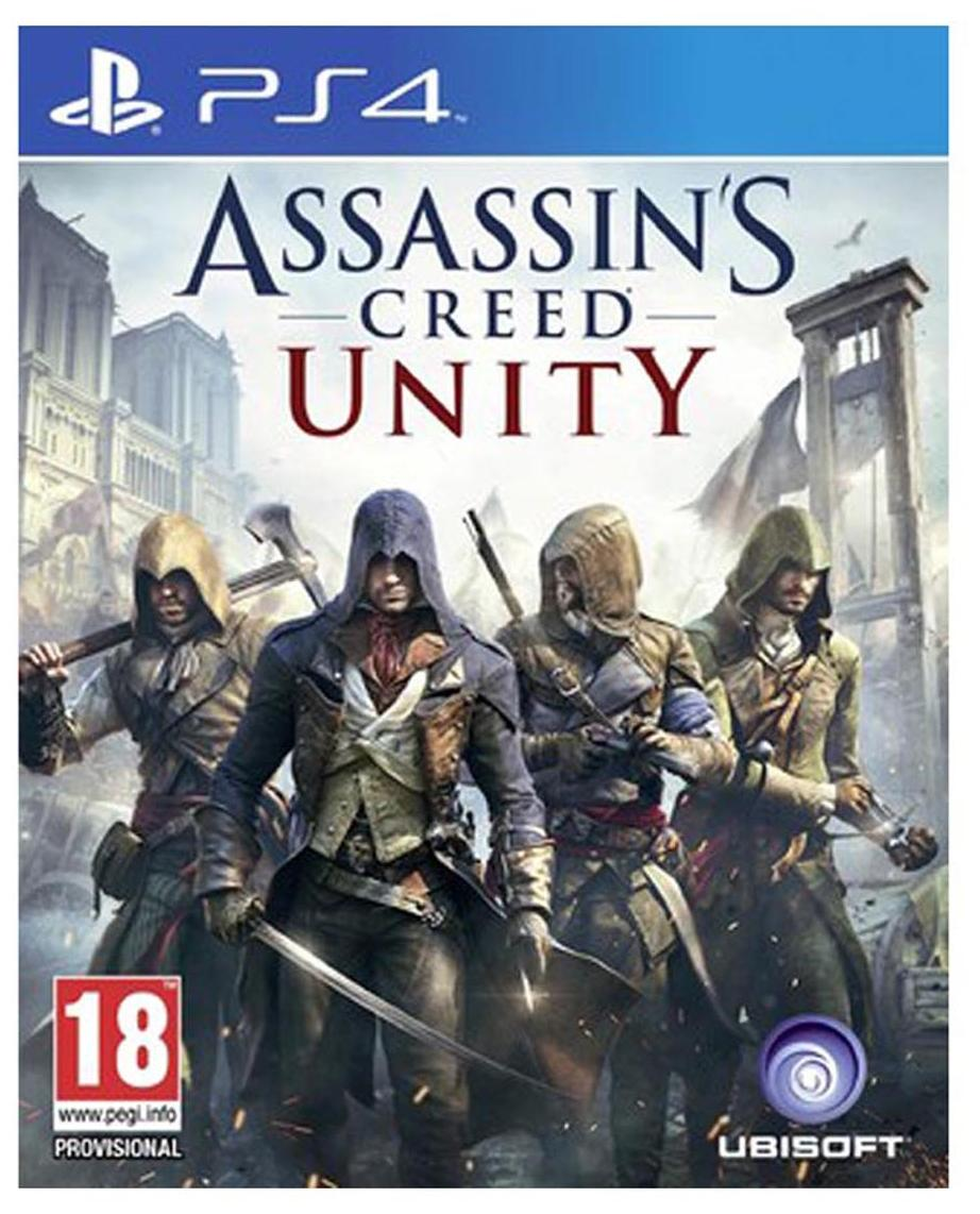 Assasins Creed: Unity (PS4)