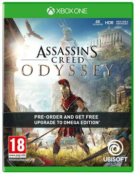 Assassin's Creed Odyssey  (for Xbox One)
