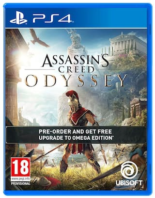 Buy Assassin S Creed Odyssey For Ps4 Online At Low Prices In