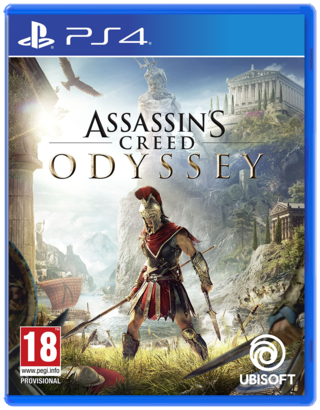 Assassin's Creed Odyssey  (for PS4)