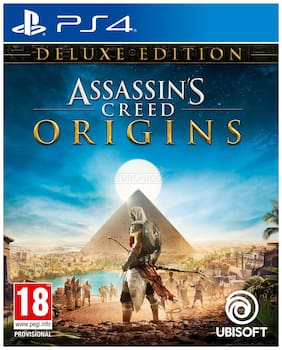 Assassin's Creed Origins Deluxe Edition (PS4)