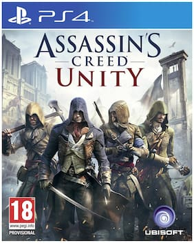Assassin's Creed: Unity AC (For PlayStation 4)
