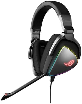 Asus ROG DELTA On ear Gaming Headsets With Mic - Black