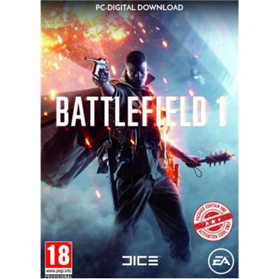 Battlefield 1 (Digital Code Only - for PC)