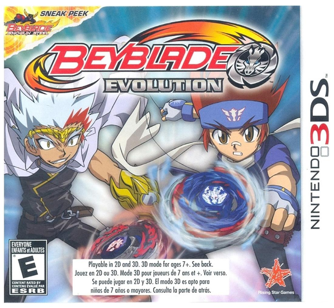 Beyblade Evolution 3DS (For 3DS)