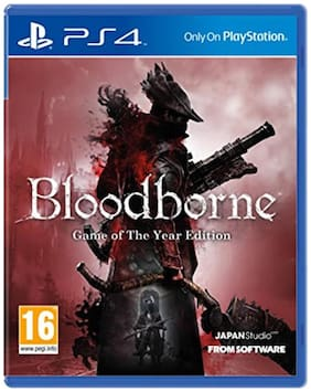 Bloodborne - game of the year edition ( Ps4 )
