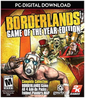 Borderlands GOTY EDITION
