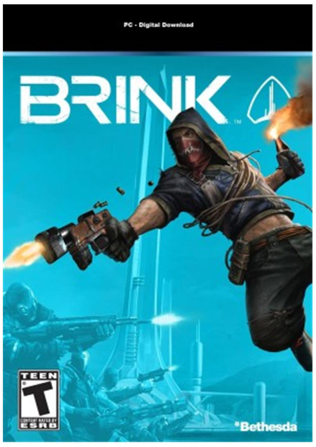 Brink For PC (Digital Game) Paytm Mall Rs. 17.00
