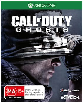 Call Of Duty: Ghosts Xbox One (For 	Xbox One)