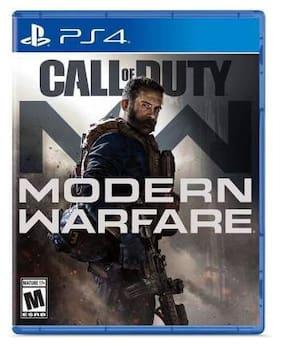 CALL OF DUTY MODERN WARFARE PS4 ( Digital Download)