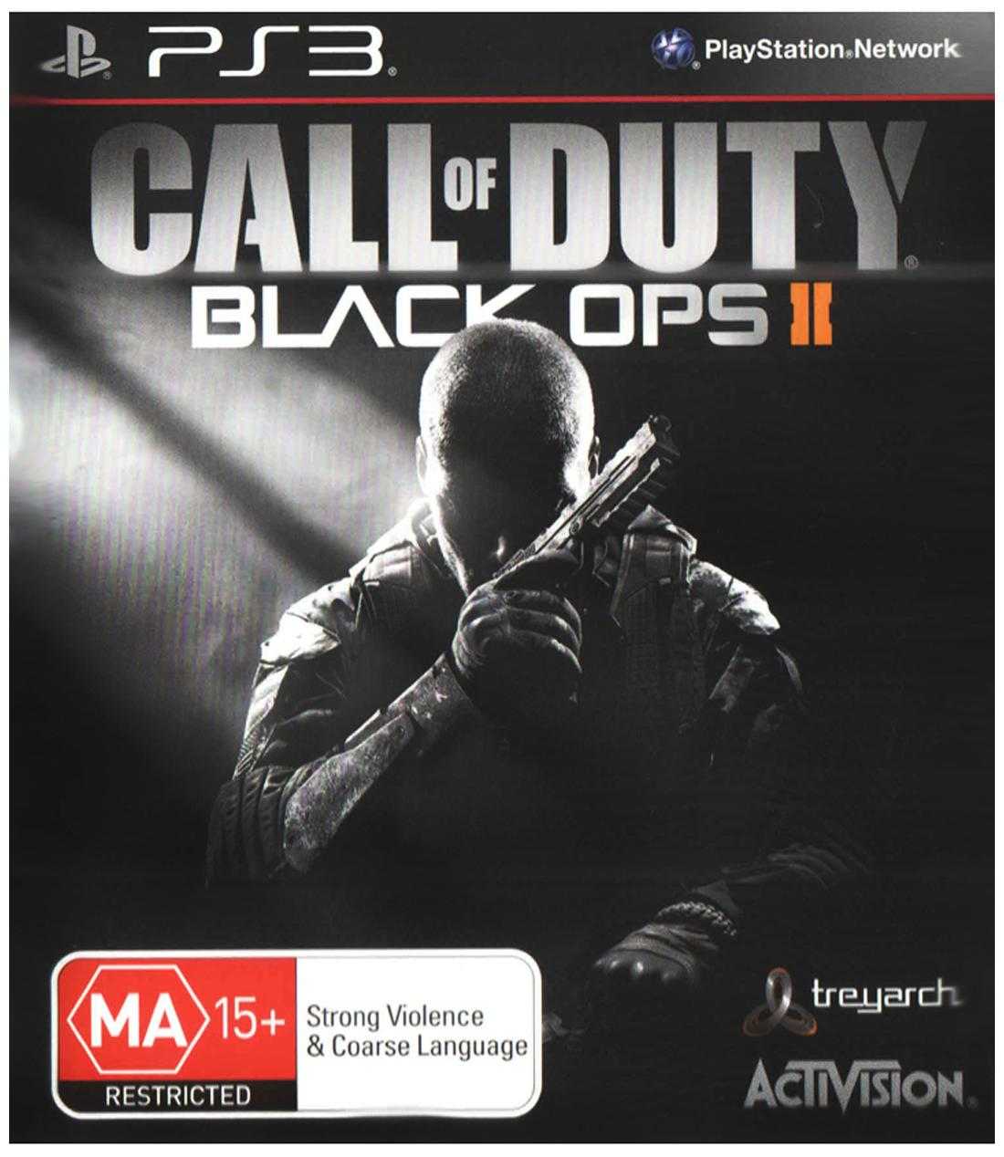 Call Of Duty: Black Ops II COD (For PlayStation 3)