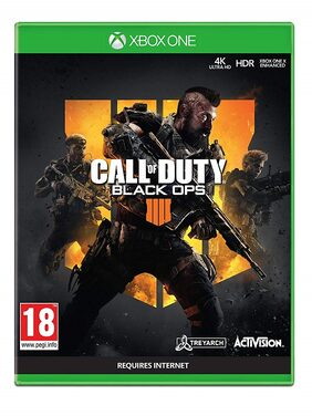 Call of Duty: Black Ops 4 - Standard Edition (Xbox One)